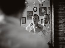 Purple Reign – Amy & Noel's Landmark Hotel Wedding by Alex Zarodov Photography images 5