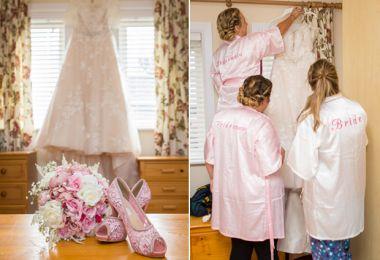 A Beautiful Breaffy House Wedding by Denlo Photography
