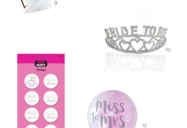 20 Fab Hen Party Accessories to Make the Night Extra Special
