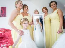 A Fun Footie Themed Wedding at Knightsbrook Hotel by M&M Photography images 13
