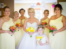 A Fun Footie Themed Wedding at Knightsbrook Hotel by M&M Photography images 16