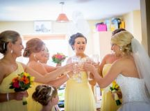 A Fun Footie Themed Wedding at Knightsbrook Hotel by M&M Photography images 17