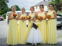 A Fun Footie Themed Wedding at Knightsbrook Hotel by M&M Photography images 18
