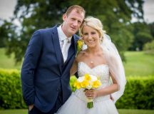 A Fun Footie Themed Wedding at Knightsbrook Hotel by M&M Photography images 62
