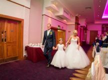 A Fun Footie Themed Wedding at Knightsbrook Hotel by M&M Photography images 66