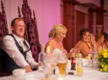 A Fun Footie Themed Wedding at Knightsbrook Hotel by M&M Photography images 68