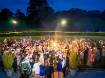 A Fun Footie Themed Wedding at Knightsbrook Hotel by M&M Photography images 71