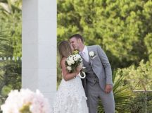 Olivia & Phil's Intimate Wedding in the Algarve ...