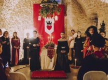 An Amazing Medieval Wedding at Castello Di Montignano ...
