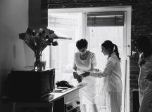 A Glittering Winter Wedding at The Keadeen Hotel images 5