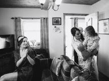 A Glittering Winter Wedding at The Keadeen Hotel images 6