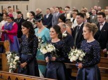 A Glittering Winter Wedding at The Keadeen Hotel images 35