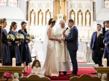 A Glittering Winter Wedding at The Keadeen Hotel images 39