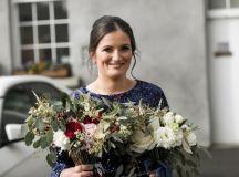 A Glittering Winter Wedding at The Keadeen Hotel images 42