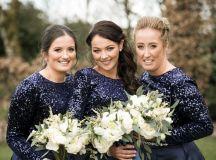 A Glittering Winter Wedding at The Keadeen Hotel images 53