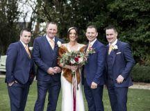 A Glittering Winter Wedding at The Keadeen Hotel images 54