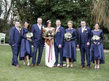 A Glittering Winter Wedding at The Keadeen Hotel images 55