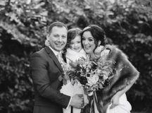 A Glittering Winter Wedding at The Keadeen Hotel images 59