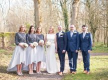 A Stunning Johnstown Estate Wedding by Richard Speedie Films images 3