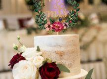 A Glittering Winter Wedding at The Keadeen Hotel images 50