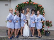 A Stylish Bridge House Hotel Wedding by Darren Byrne Photography & Film images 6