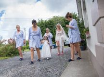 A Stylish Bridge House Hotel Wedding by Darren Byrne Photography & Film images 7