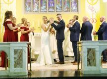 A Beautiful, Classic Great National Hotel Ballina Wedding images 14