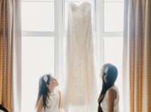 A Glamorous Royal Marine Hotel Wedding by the Sea images 13