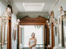 A Glamorous Royal Marine Hotel Wedding by the Sea images 16