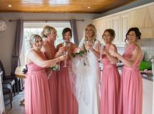 A Stylish Bridge House Hotel Wedding by Darren Byrne Photography & Film images 11