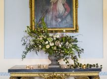 A Magnificent Inspiration Shoot at the Legendary  Slane Castle images 22