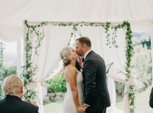A Glamorous Royal Marine Hotel Wedding by the Sea images 21