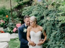 A Glamorous Royal Marine Hotel Wedding by the Sea images 23
