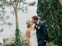 A Glamorous Royal Marine Hotel Wedding by the Sea images 24