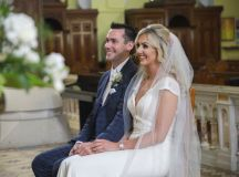 A Stylish Bridge House Hotel Wedding by Darren Byrne Photography & Film images 21