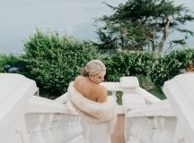 A Glamorous Royal Marine Hotel Wedding by the Sea images 35