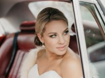 A Glamorous Royal Marine Hotel Wedding by the Sea images 36