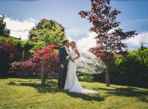 A Stylish Bridge House Hotel Wedding by Darren Byrne Photography & Film images 31