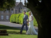 A Stylish Bridge House Hotel Wedding by Darren Byrne Photography & Film images 35