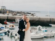 A Glamorous Royal Marine Hotel Wedding by the Sea images 39