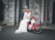 A Stylish Bridge House Hotel Wedding by Darren Byrne Photography & Film images 36