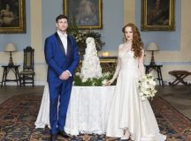 A Magnificent Inspiration Shoot at the Legendary  Slane Castle images 43