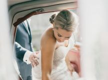 A Glamorous Royal Marine Hotel Wedding by the Sea images 40