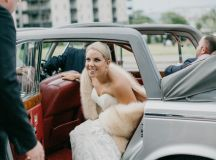 A Glamorous Royal Marine Hotel Wedding by the Sea images 41