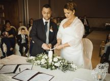 A Delightful Trim Castle Wedding by Peter Bell Photography images 24
