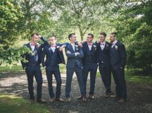 A Stylish Bridge House Hotel Wedding by Darren Byrne Photography & Film images 40