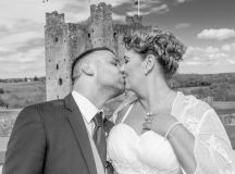 A Delightful Trim Castle Wedding by Peter Bell Photography images 25
