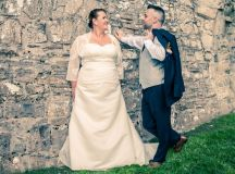 A Delightful Trim Castle Wedding by Peter Bell Photography images 26