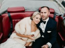 A Glamorous Royal Marine Hotel Wedding by the Sea images 46