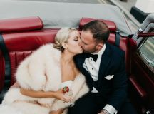 A Glamorous Royal Marine Hotel Wedding by the Sea images 47